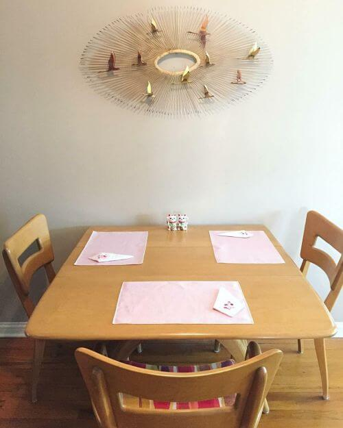 heywood wakefield dining table images heywood wakefield