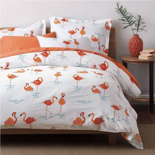 flamingo-bed-sheets