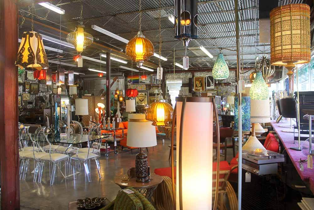 shopping the and fabulous retro vegas vintage store