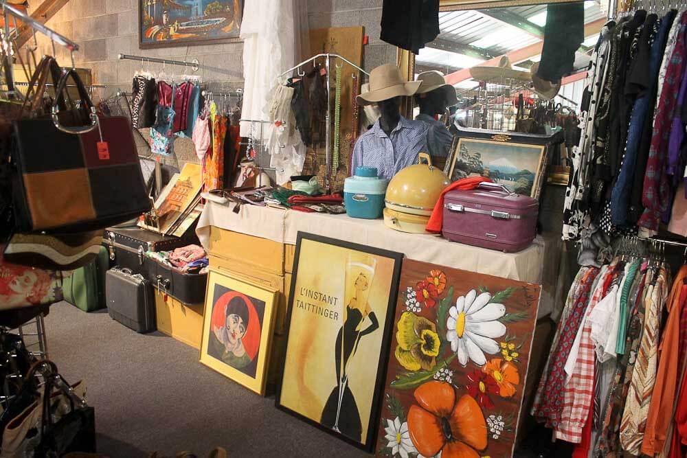 shopping the and fabulous retro vegas vintage store