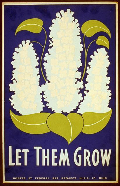 wpa-let-them-grow-poster