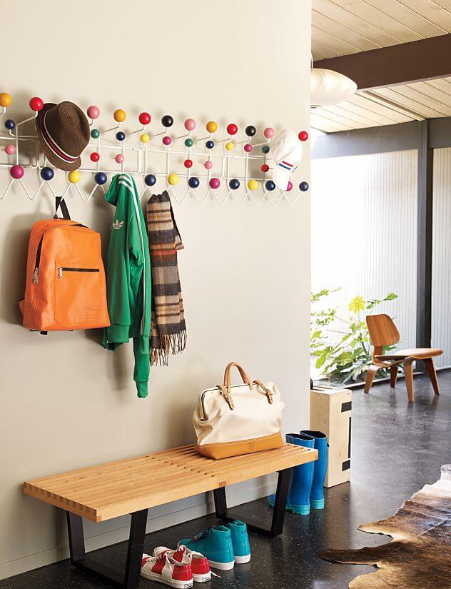 eames hang it all from design within reach retro renovation. Black Bedroom Furniture Sets. Home Design Ideas
