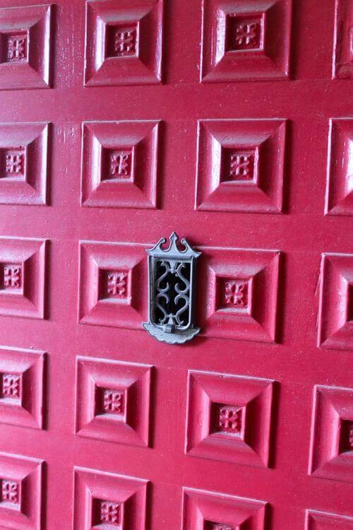 red-front-door
