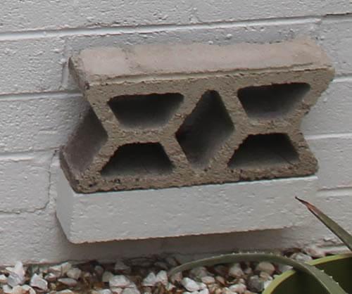 Glenlochan: Vintage Concrete Blocks?