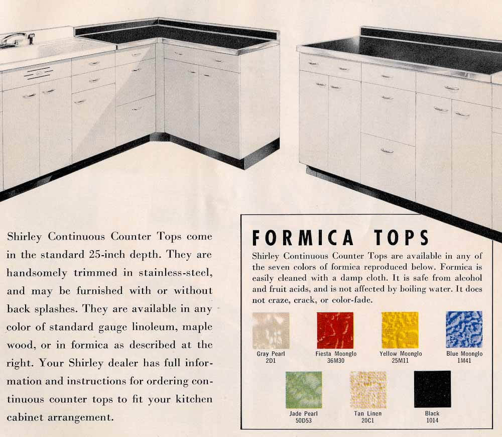Indianapolis Kitchen Cabinets Shirley All Steel Kitchens Of Indianapolis Indiana Retro Renovation