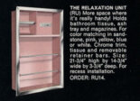 Satin Glide Relaxation Unit — a second brand, joining Hall-Mack