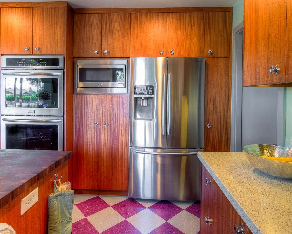 Drew And Amy S Atomic Inspired Kitchen Remodel In A 1960