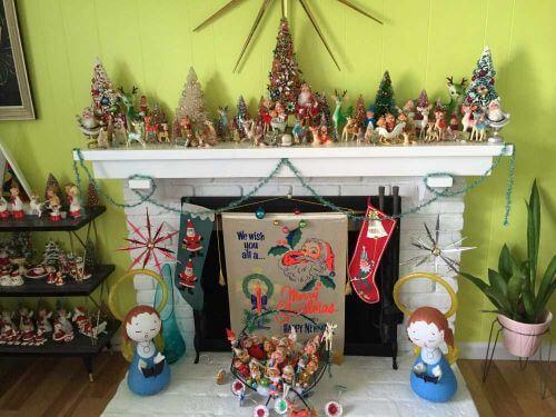 retro-vintage-christmas-decorations