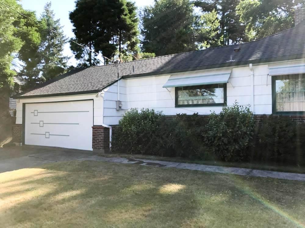 Adam nguyen 39 s blog a midcentury modern garage door made for Modern garage