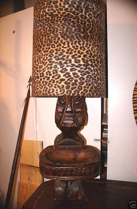 Vintage witco tiki bar the greatest one ever retro for Tiki home decor