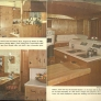 vintage knotty pine kitchen