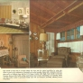 knotty pine paneling living room