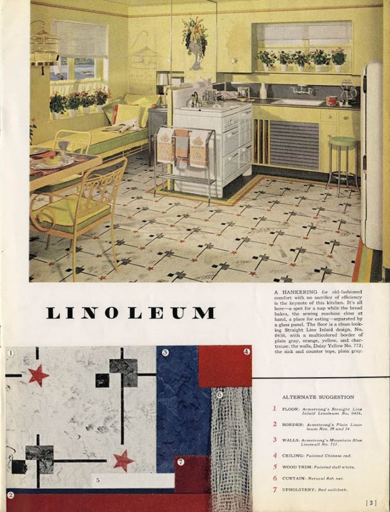 Vintage Armstrong Dream Kitchens3