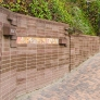 driveway-scullpture-in-wall
