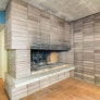 mid-century-concrete-block-fireplace