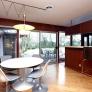 mid-century-wood-paneled-dining-room