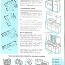 kitchen layout plans vintage retro Sears