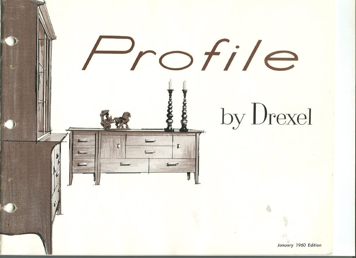History of the drexel profile line new page added retro renovation drexel profile mitanshu Choice Image