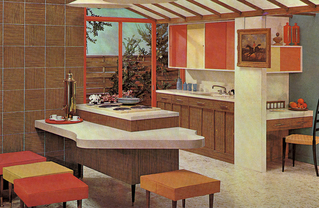 Decorating a 1960s kitchen 21 photos with even more for 60 s bathroom ideas