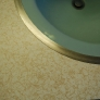 A 1964 Blue Bathroom With Built In Hall Mack Nutone