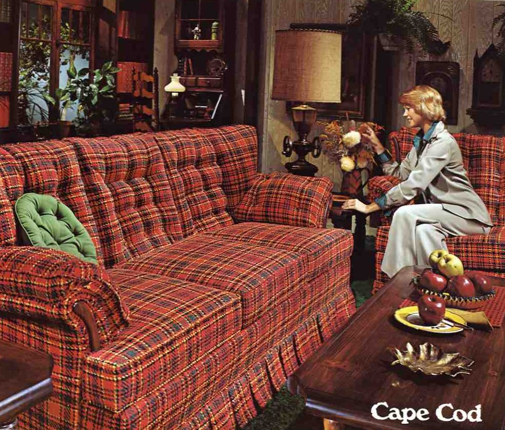 10 Kroehler Sofas And Loveseats From 1976