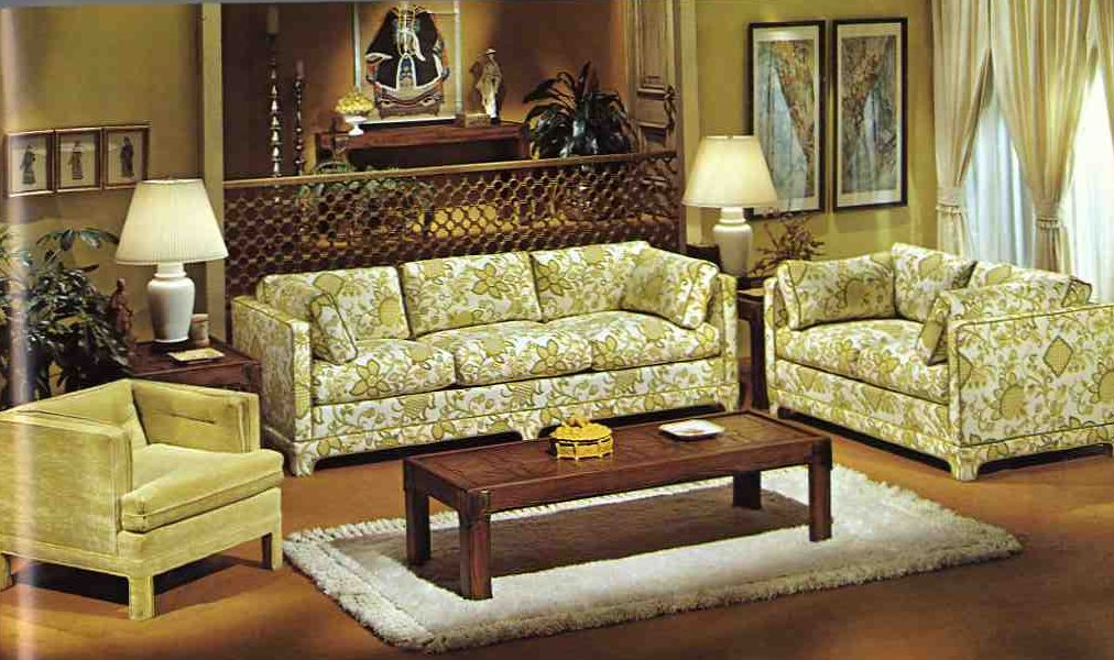 Peachy 10 Kroehler Sofas And Loveseats From 1976 Retro Renovation Creativecarmelina Interior Chair Design Creativecarmelinacom
