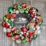 vintage-christmas-ornament-wreath