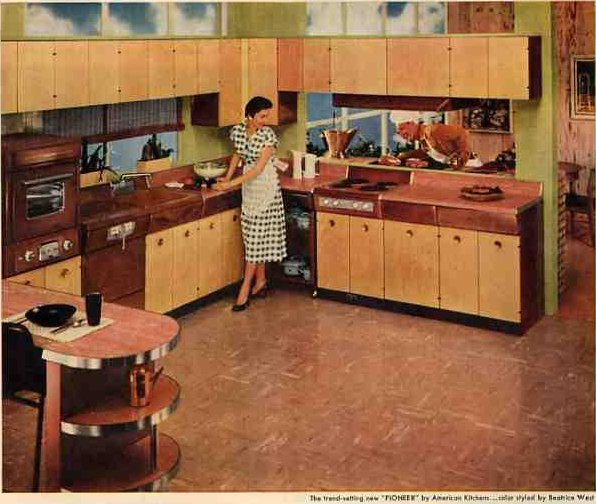 1956 American Kitchen 2
