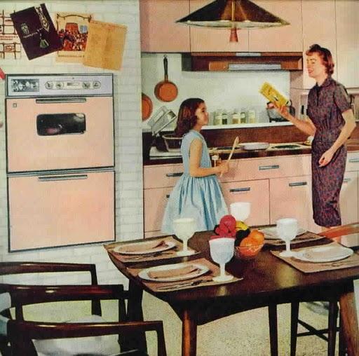 Retro Kitchen Photos: Retro Kitchen Products And Ideas
