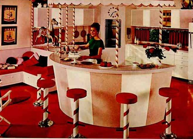1961 Formica Kitchen