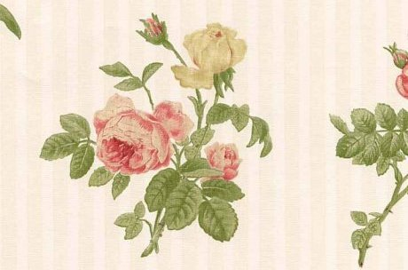 wallpapers roses. The roses-on-stripes to me