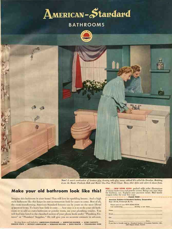 1950 S Kitchens And Some Bathrooms Too Retro Renovation