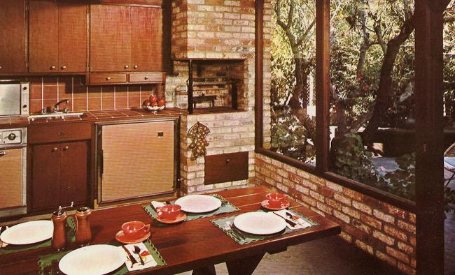 1960 39 s kitchens bathrooms more retro renovation for Retro kitchen ideas 1970
