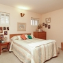 mid-century-bedroom-with-louvered-shutters