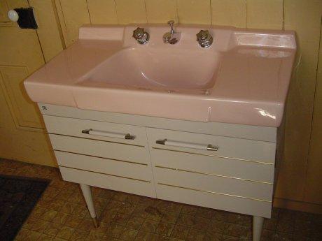 Vintage Vanity Sink