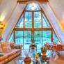 a-frame-living-room