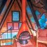 preway-fireplace-orange-retro