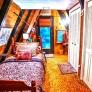 retro-a-frame-bedroom