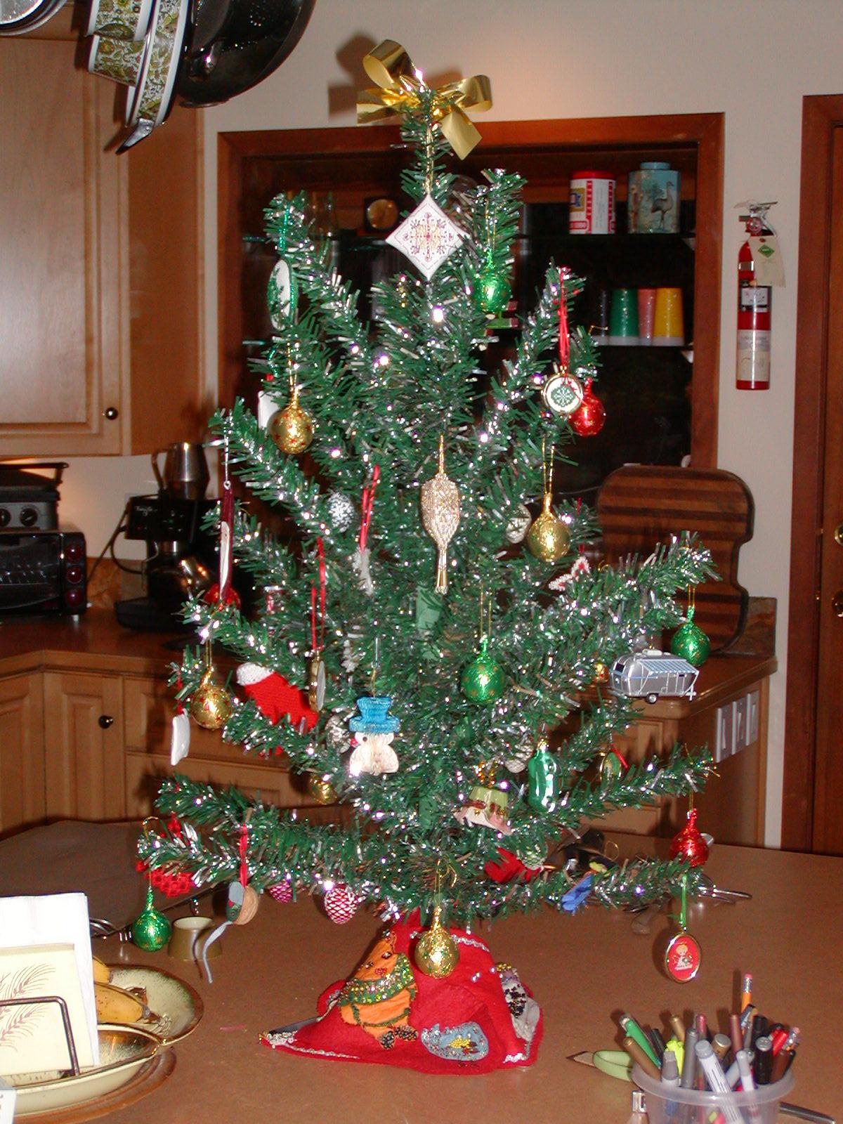 Metal Christmas Tree Frame