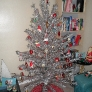 free aluminum christmas tree