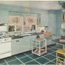 vintage-blue-kitchen