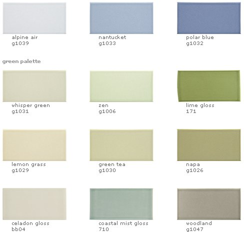Ceramic Tile In 147 Colors And 26 Sizes From Ann Sacks Elements