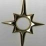 vintage-kwikset-atomic-starburst-escutcheon
