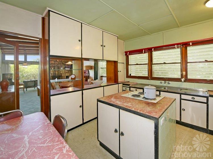 1960 australia time capsule house retro renovation