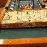 vintage hockey table