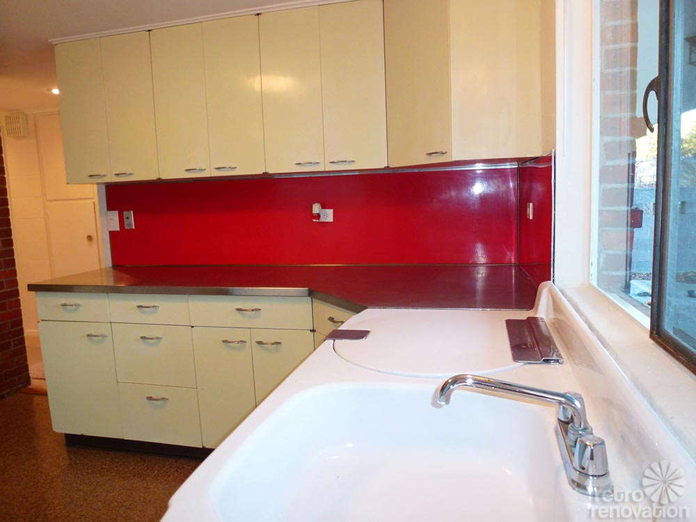 My Complete Kitchen Remodel Story For About 12 000: 1955 Mid-century Modern House Time Capsule