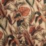retro-styled-botanical-barkcloth