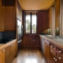 midcentury-galley-kitchen
