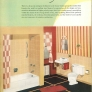 peach crane bathroom 1940s