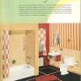 peach crane bathroom 1940s
